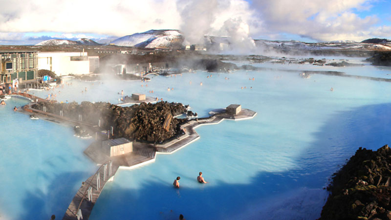 Blue Lagoon Hot